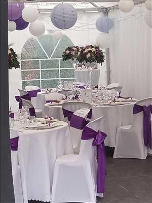 Exemple Décoration de mariage n°1233 zone Haute Savoie par audrey