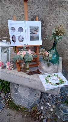Exemple Décoration de mariage n°1249 zone Haute Savoie par ONE DAY DECO
