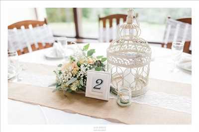 Photo Décoration de mariage n°1250 à Nevers par ONE DAY DECO