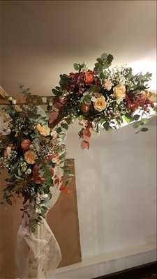 Exemple fleuriste n°1285 zone Nord par Delphine