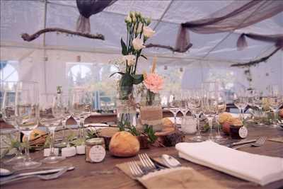 Exemple Décoration de mariage n°1321 zone Hérault par Michael