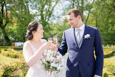Exemple Décoration de mariage n°1333 zone Nord par Alice
