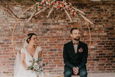 Photo Décoration de mariage n°1338 à Périgueux par Alice