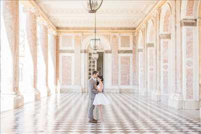 Exemple Photographe mariage n°189 zone Yvelines par Pascal