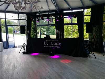 Exemple dj n°253 zone Haute Vienne par DJ Ludo
