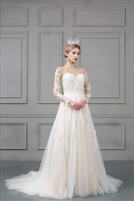 Photo n°353 : vente ou location de robe de mariage par Yselène Rocha