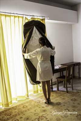 Exemple Robe de mariage n°393 zone Bouches-du-Rhône par Photographe mariage
