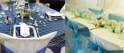 Exemple Décoration de mariage n°585 zone Seine et Marne par Jean-paul