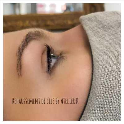 Exemple maquillage n°805 zone Finistère par ATELIER K