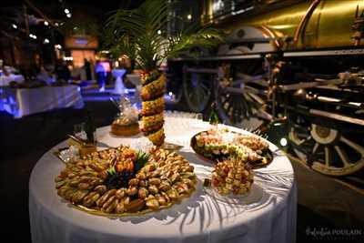 Exemple traiteur n°909 zone Haut Rhin par Gourmet Service Traiteur