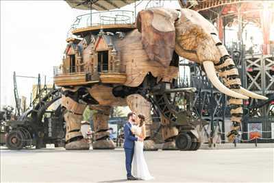 Photo Photographe mariage n°928 zone Loire-Atlantique par Marie